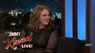 Shannon Purser on the Barb/Stranger Things Phenomenon