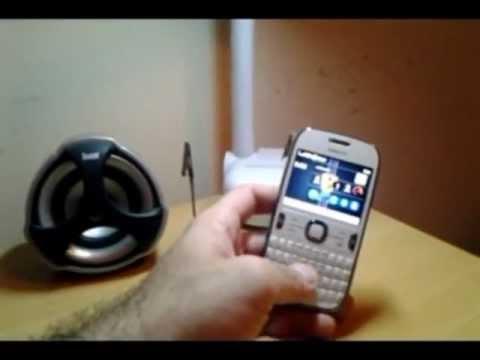 Avaliação Nokia Asha 302 em português