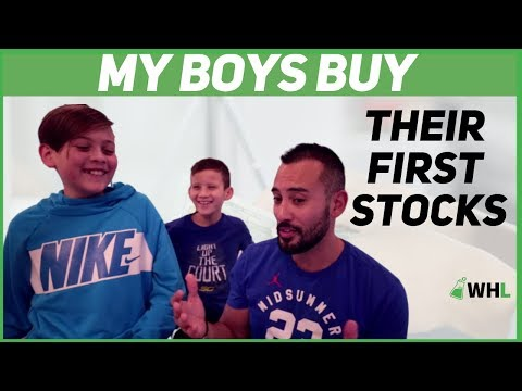 Yes, Even Kids Can Invest In The Stock Market