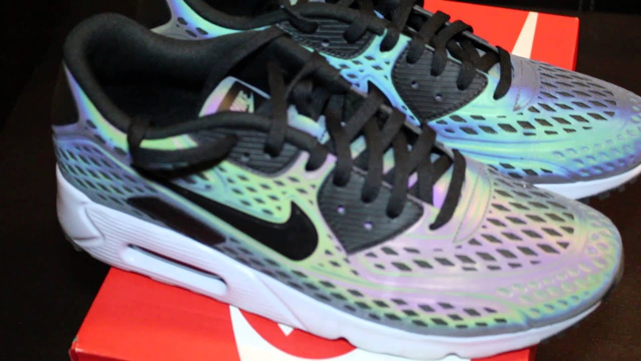 air max ultra moire holographic