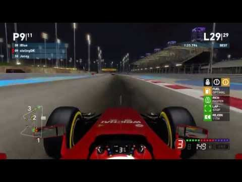 F1 2014: Season 9 Round 3 - Bahrain Grand Prix