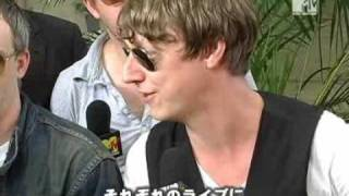 travis interview at summer sonic 07