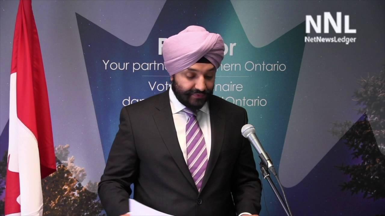 Hon Minister Bains Announces $2 Million in Funding for ...