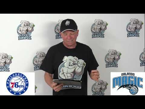 Philadelphia 76ers vs Orlando Magic 12/27/19 Free NBA Pick and Prediction NBA Betting Tips
