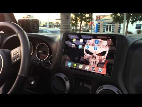 jeep-punisher-edition-ep.48--custom-ipad-mini-slider-kit-installed-in-dash-sony-mex-gs610bt