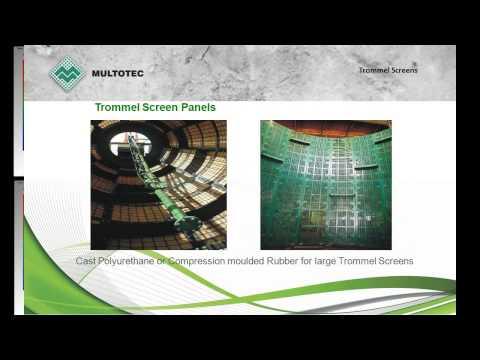 Trommel Screens Electra Mining Africa