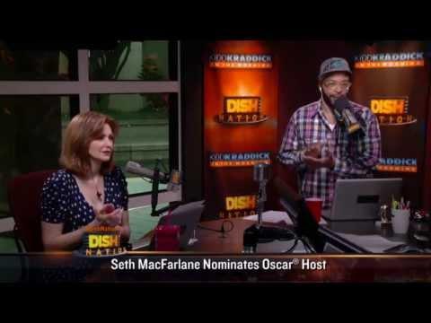 Dish Nation - Seth MacFarlane Says 'No' to Hosting Oscars Again
