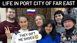 Living With Russians In Far East Of Roos 🇷🇺 (how i got my ferry ticket)