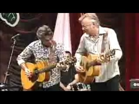 Tommy and Phil Emmanuel - The Hunt - Turkish Rondo - Guitar Boogie - from Woodsongs 624