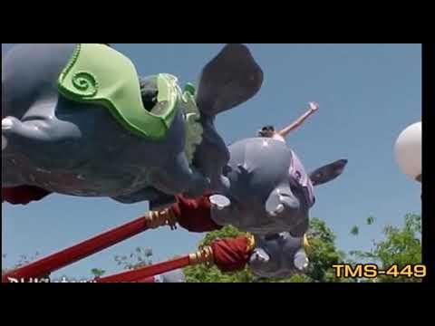Youtube Dumbo The Flying Elephant