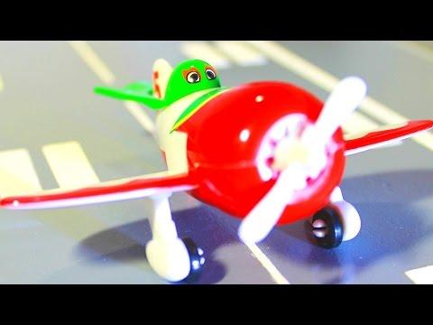 Мультфильм самолеты бульдог