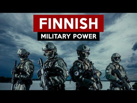 Finnish Military Power 2017