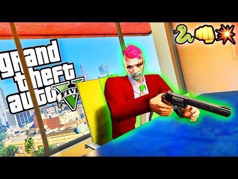 GTA 5 PC | Finance & Felony & Butts - CEO's Making Money $$$!! GTA V Online - Dual Cam Stream