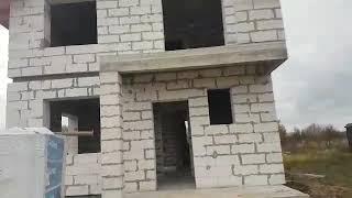 Дом из газобетона 100кв.м! Видеообзор проекта 15-132 от #домотпрофи
