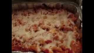 How To Make Alfredo Marinara Chicken Pasta Salad Casarole Bake Noodles Penne Italian American Recipe