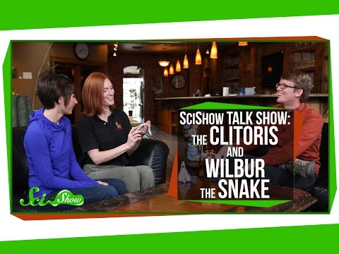 SciShow Talk Show: The Clitoris & Wilbur the Hognose Snake