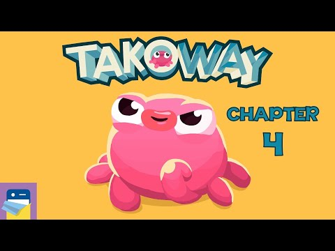 Takoway: Chapter 4 iOS Gameplay Walkthrough (by Daylight Studios)