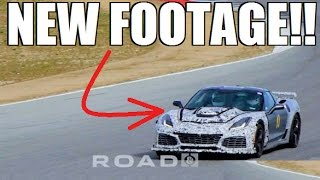 my 2018 zr1 will be here soon and it sounds insane new track footage