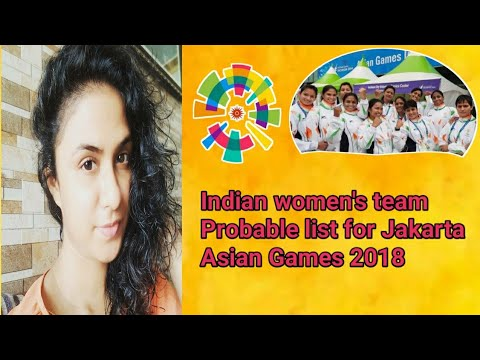 Probable List of women's Indian kabaddi team for Jakarta Asian Games 2018..... || By KabaddiGuru ! |