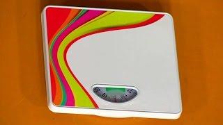 видео Как починить электронные весы Tefal