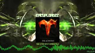 Evil Activities & E-Life - World Of Madness (Defqon 1 2012) (HQ/HD)