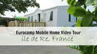 Ile de Re Camping des Ilates Loix Eurocamp Video Tour