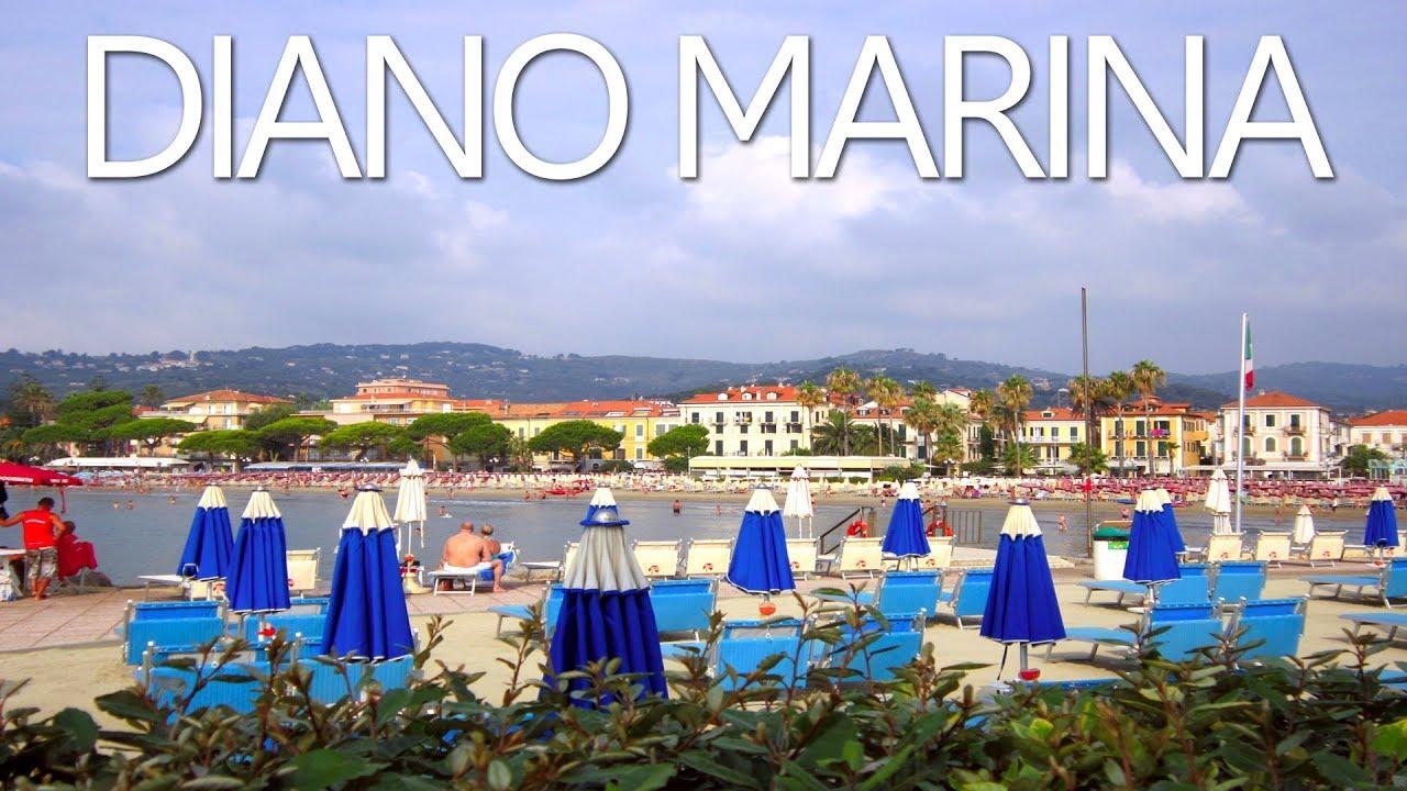 Diano marina italy liguria youtube for Be italia