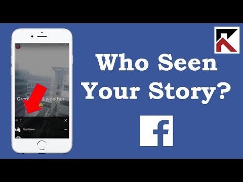 How To See Who Has Seen Your Story Facebook App