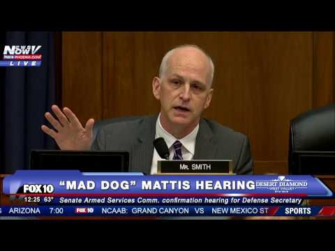 """FULL VIDEO: Members of Congress Speak Out After Trump Team CANCELS """"Mad Dog"""" Mattis House Hearing"""