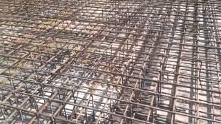 армирование круглой плиты перекрытия(плита перекрытия под металлическую емкость в тысячу тон весом., 2014-11-25T20:02:15.000Z)