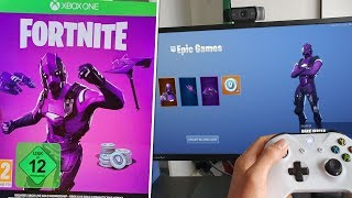 I UNLOCKED THE EXCLUSIVE $300 DARK VERTEX BUNDLE IN FORTNITE SEASON 9!