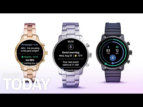 Google's Wear OS no longer feels like Android on a smartwatch | Engadget Today