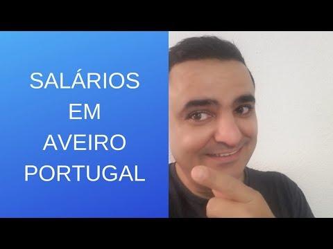 SALÁRIO EM PORTUGAL / AVEIRO