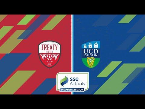 First Division GW16: Treaty United 2-1 UCD