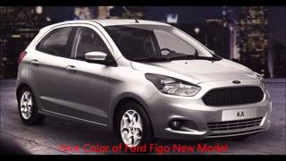 new ford figo model 2015 2016 interior design