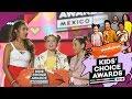 KID CHOICE AWARDS 2018 (Presenté Un Premio) XIME PONCH
