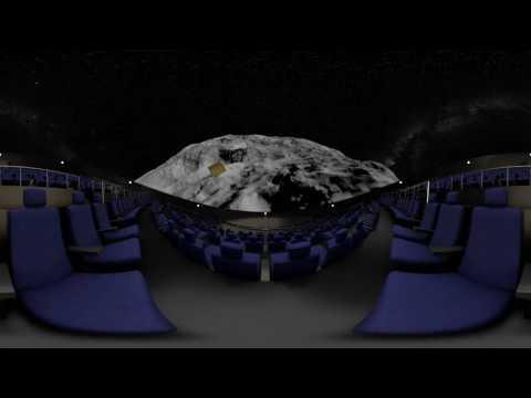 Asteroid Impact Mission VR version #ESA