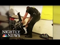 FBI to Investigate Video of Female Student Body-Slammed by Cop | NBC Nightly News