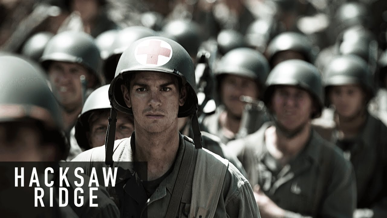 Hacksaw Ridge 2016 Movie To Our Veterans Youtube