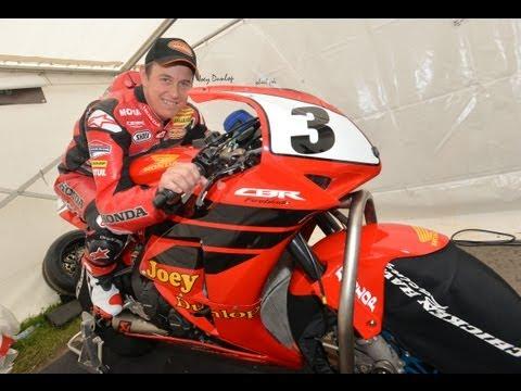 Honda TT Legends: Joey Dunlop Tribute, A Legend Honoured