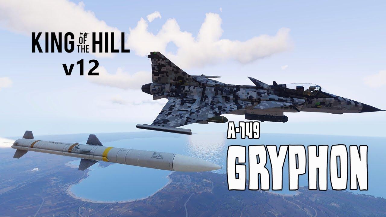 Gryphon - KOTH v12 - ArmA 3 jet montage #20
