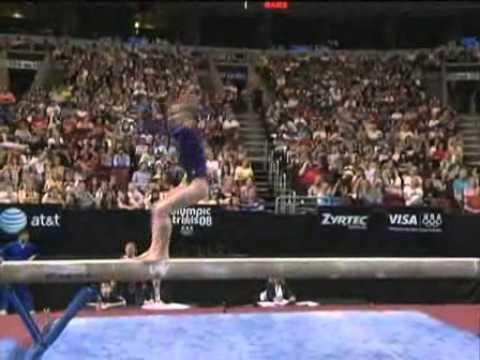 2008 Gymnastics Olympic Trials Day 1