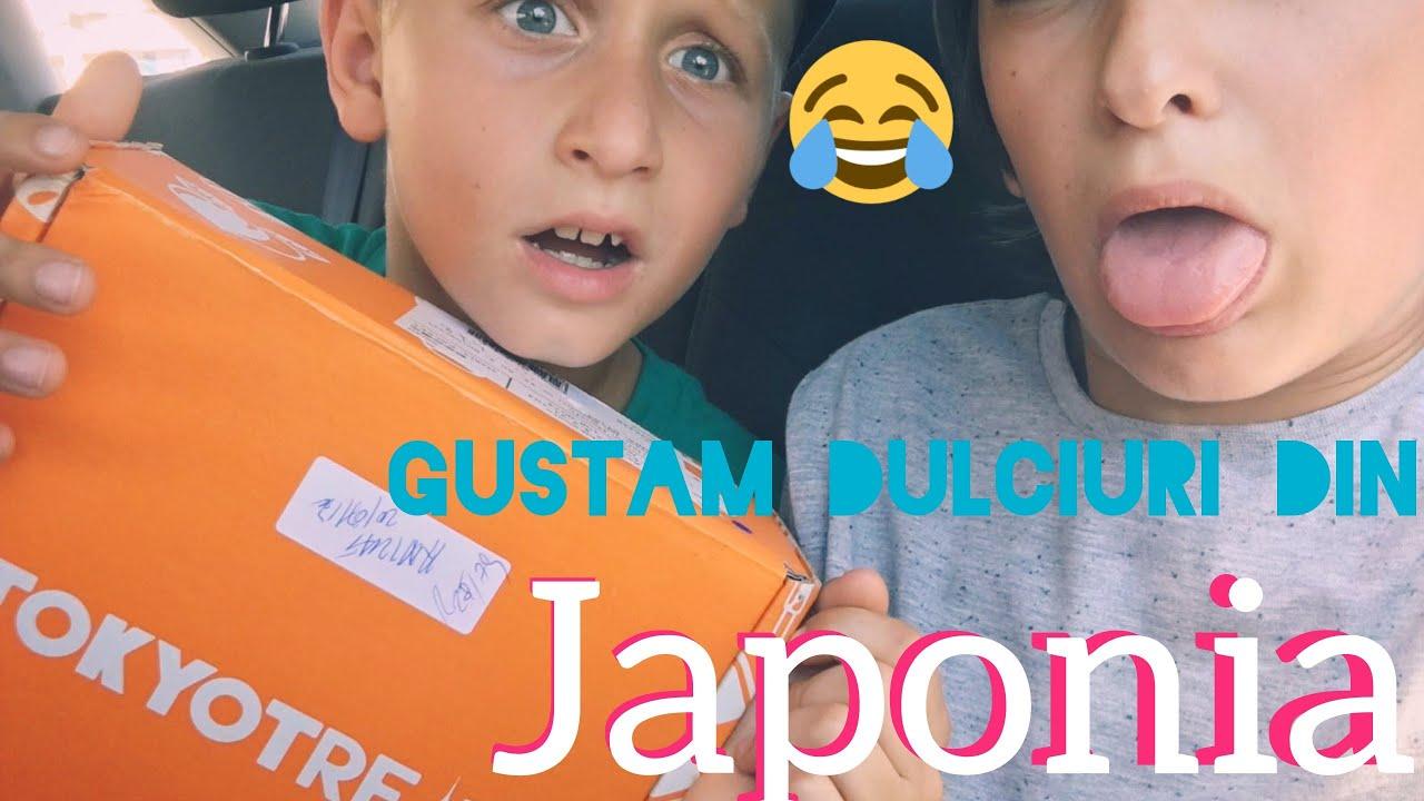 GUSTAM DULCIURI DIN JAPONIA w/ iNicolas