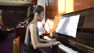 Valentina Veleat - Strauss - Dunarea Albastra 12 Iunie 2015