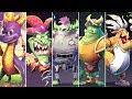 Spyro the Dragon - All Bosses + Secret Ending (Reignited Trilogy)