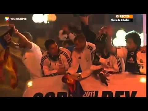 Sergio Ramos tira y rompe la Copa del Rey