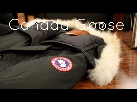 canada goose citadel noir xxl