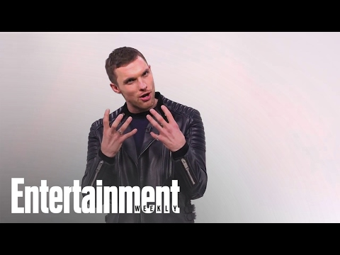 Deadpool Baddie Ed Skrein Talks About Being Denied A Super Villain Costume  Entertainment Weekly