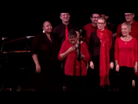 SOULFUL SOUNDS OF CHRISTMAS XXVII part 2   Pat Wright and The Total Experience Gospel Choir