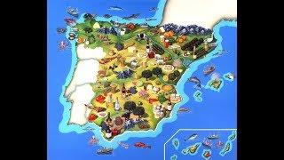 ИСПАНИЯ #испанскаякухня#еда#завтрак#обед